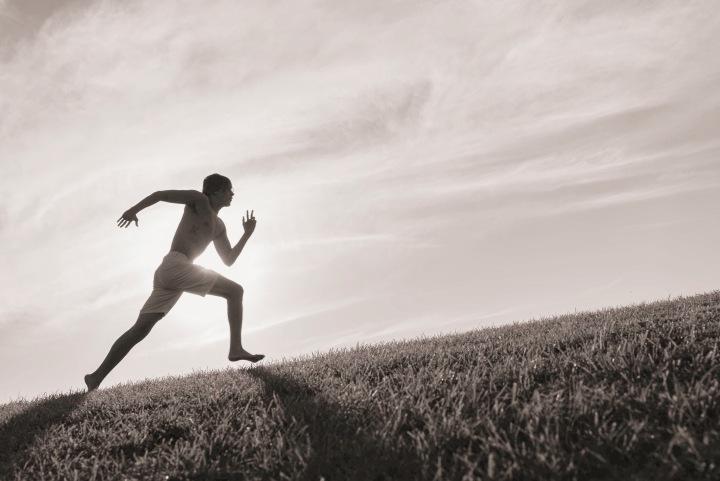 running-uphill